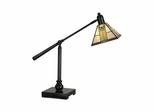 Mission Bank Table Lamp - Dale Tiffany