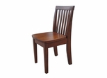 Mission Juvenile Chair (Set of 2) in Cottage Oak - CC48-263P