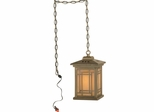 Mission Pendant Lamp - Dale Tiffany