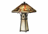 Mission Shade & Base Table Lamp - Dale Tiffany