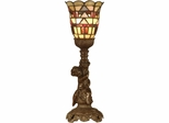 Mission Style Accent Lamp - Dale Tiffany