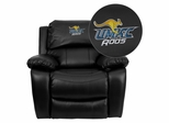 Missouri Kansas City Kangaroos Rocker Recliner - MEN-DA3439-91-BK-41086-EMB-GG