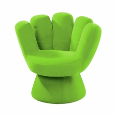 Mitt Chair Regular Size Green - Lumisource
