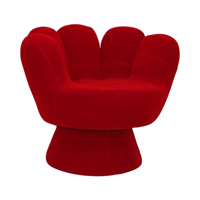 Mitt Chair Regular Size Red - Lumisource