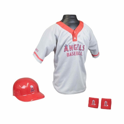 MLB ANGELS Kids Team Uniform Set - Franklin Sports