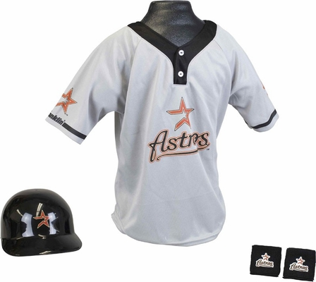 MLB ASTROS Kids Team Uniform Set - Franklin Sports