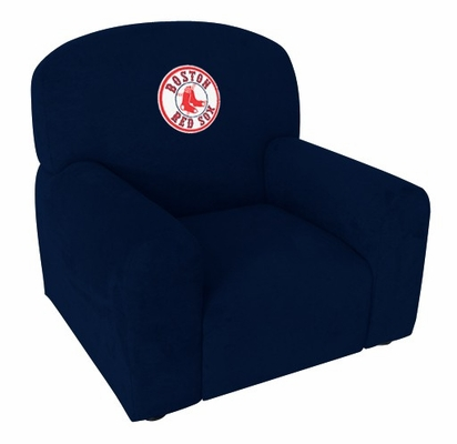 MLB Boston Red Sox Kid's Chair - Imperial International - 525523