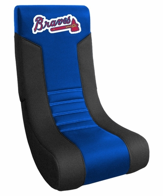 MLB Braves Collapsible Video Chair - Imperial International - 312505