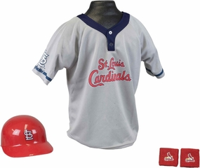 MLB CARDINALS Kids Team Uniform Set - Franklin Sports
