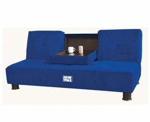 MLB Colts Convertible Sofa with Tray - Imperial International - 852611