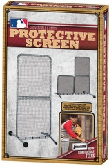 MLB Convertible L-Frame Protective Screen - Franklin Sports