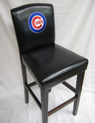 MLB Cubs Counter Chair (Set of 2) - Imperial International - 101508