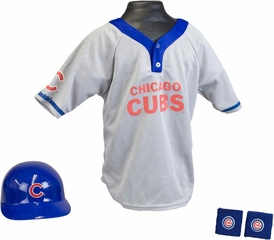 MLB CUBS Kids Team Uniform Set - Franklin Sports