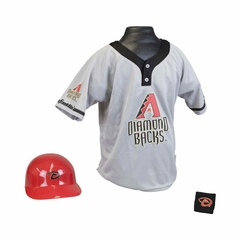 MLB DIAMOND BACKS Kids Team Uniform Set - Franklin Sports