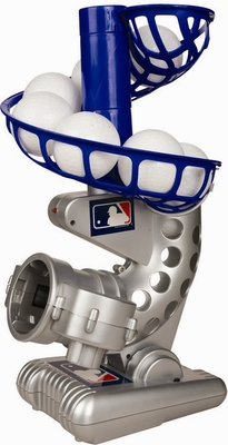 MLB Electronic Pitching Machine - Franklin Sports