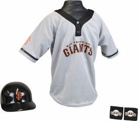 MLB GIANTS Kids Team Uniform Set - Franklin Sports