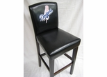MLB Los Angeles Dodgers Counter Chair (Set of 2) - Imperial International - 101511