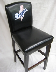 MLB Los Angeles Dodgers Pub Chair (Set of 2) - Imperial International - 102511