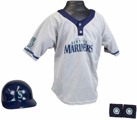 MLB MARINERS Kids Team Uniform Set - Franklin Sports