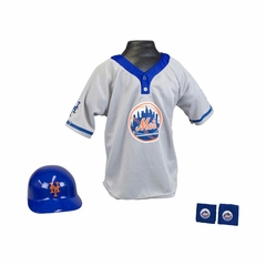 MLB METS Kids Team Uniform Set - Franklin Sports