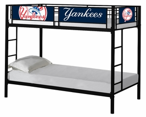 MLB New York Yankees Bunk Bed - Imperial International - 901530