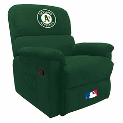 MLB Oakland A's Lineman Recliner - Imperial International - 802503