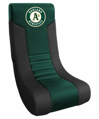 MLB Oakland Athletics Collapsible Video Chair - Imperial International - 312503