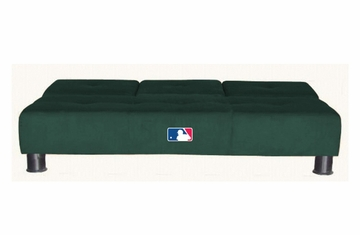 MLB Oakland Athletics Convertible Sofa with Tray - Imperial International - 852503