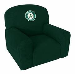 MLB Oakland Athletics Kid's Chair - Imperial International - 525503