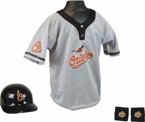 MLB ORIOLES Kids Team Uniform Set - Franklin Sports
