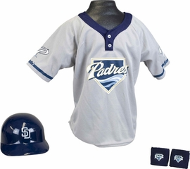 MLB PADRES Kids Team Uniform Set - Franklin Sports