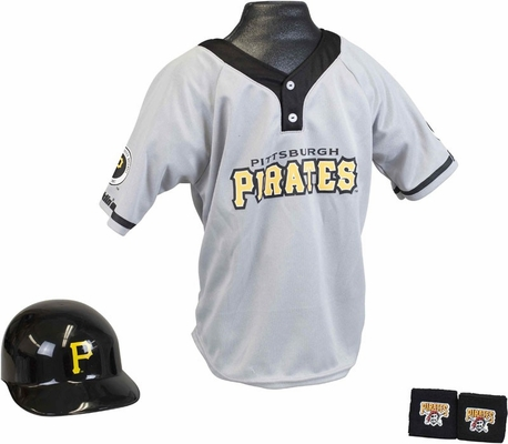 MLB PIRATES Kids Team Uniform Set - Franklin Sports