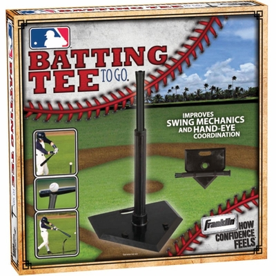 MLB Pro Grade Batting Tee - Franklin Sports