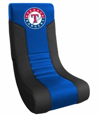MLB Rangers Collapsible Video Chair - Imperial International - 312522