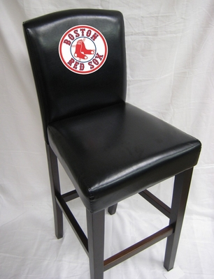 MLB Red Sox Pub Chair (Set of 2) - Imperial International - 102523