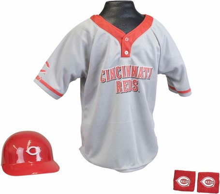 MLB REDS Kids Team Uniform Set - Franklin Sports