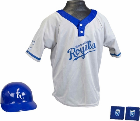 MLB ROYALS Kids Team Uniform Set - Franklin Sports