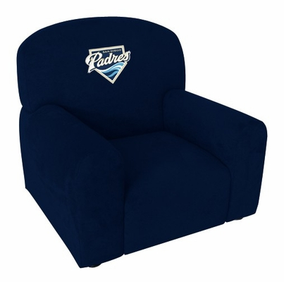 MLB San Diego Padres Kid's Chair - Imperial International - 525519