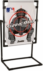 MLB Slurve-Ball Backyard Baseball Set - Franklin Sports