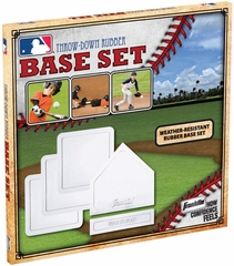 MLB Throw Down Rubber Base Set - Franklin Sports