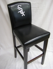MLB White Sox Counter Chair (Set of 2) - Imperial International - 101529