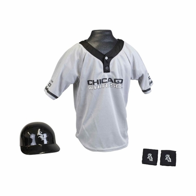MLB WHITE SOX Kids Team Uniform Set - Franklin Sports