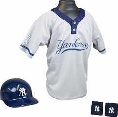 MLB YANKEES Kids Team Uniform Set - Franklin Sports