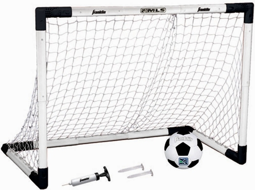 MLS Insta-Set Soccer Goal And Ball Set - Franklin Sports