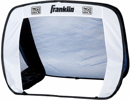 MLS Pop-Up Jr. Goal with Label - Franklin Sports