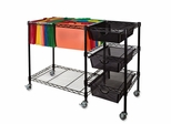 Mobile Cart - Black - VRTVF50621
