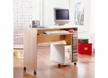 Mobile Computer Desk - Nexera Furniture - 569