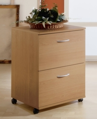 Mobile File 2 Drawers - Nexera Furniture - 5093