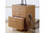 Mobile File 3 Drawers - Nexera Furniture - 5092