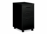Mobile Pedestal - Black - BSX1623MP